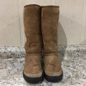 🌴NEW LISTING🌴 Ugg Ultimate Tall Braid Boots 5340